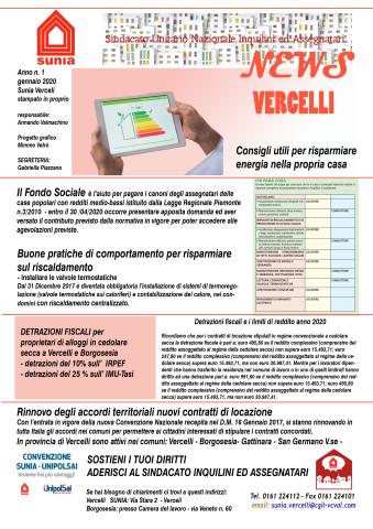 InfoSUNIA Vercelli gennaio 2020 (clicca per scaricare)