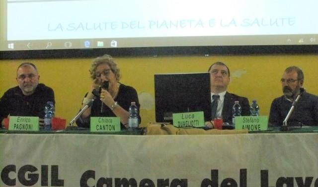 foto 7 - Enrico Pagnoni, Chiara Canton, Luca Quagliotti, Stefano Aimone