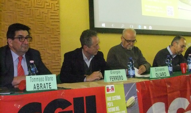 foto 8 - Tommasio Mario Abrate, Giorgio Ferrero, Giovanni Oliaro, Giovanni Provera