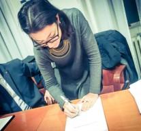 La firma di Serena Sorrentino