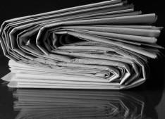 giornali, comunicato stampa
