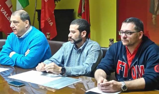 Luca Quagliotti, Ivan Terranova e Alex Villarboito