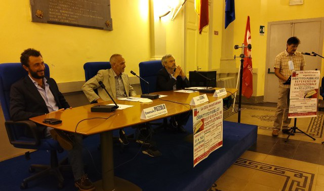 dibattito referendum parlamentari